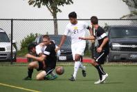 NCU Men's Soccer